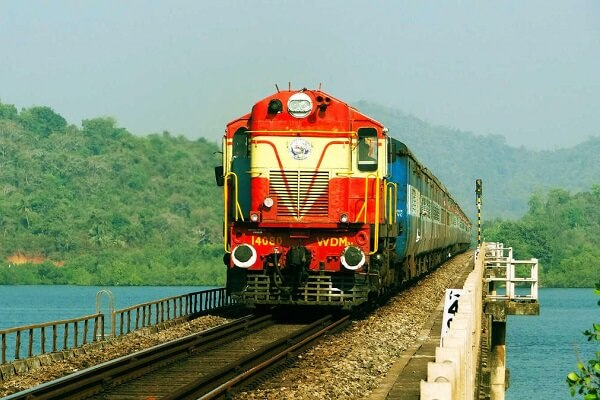 It's full steam ahead to green India's railway network