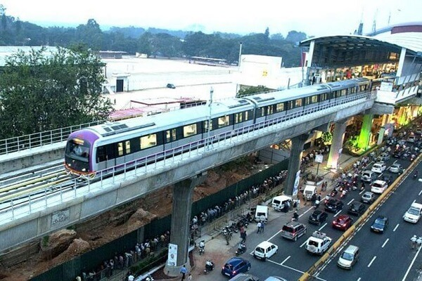 Tenders invited for balance civil works of Reach-6 of Bangalore Metro Rail project
