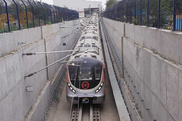 Six firms submit EOI for Consultancy Services for Delhi Metro Phase 4 Project
