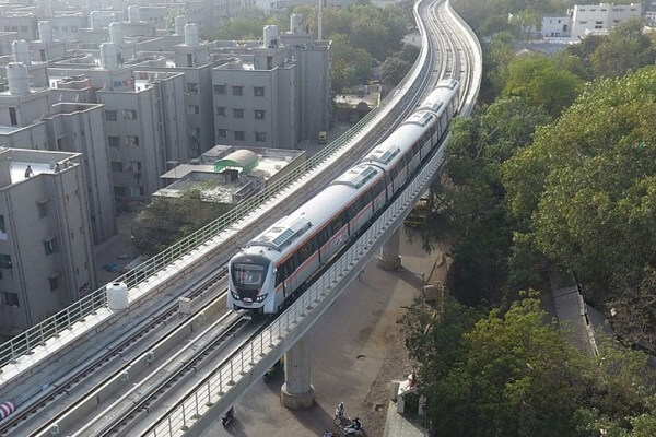 Ahmedabad Metro: Project Information, Tenders, Stations, Routes and Updates