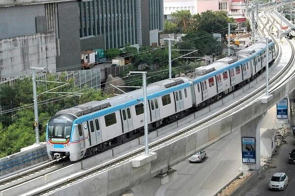 Hyderabad Metro: Project Information, Tenders, Stations, Routes and Updates