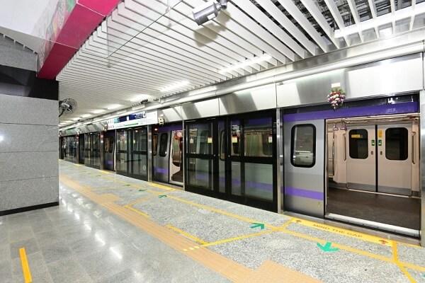 Kolkata Metro conducts trial run on Phoolbagan-Sealdah stretch of East-West Corridor