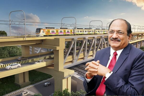 Exclusive interaction with Dr. Brijesh Dixit, Managing Director, Maha Metro