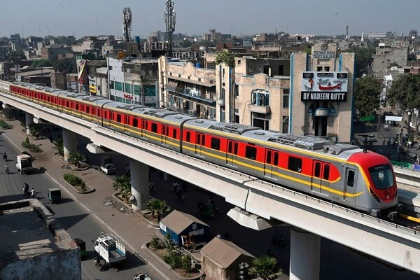 Pakistan begins commercial operation of Country's first metro rail service in Lahore