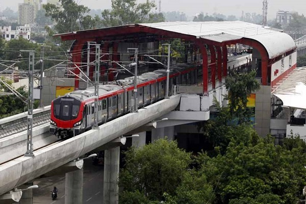Enjoy free metro ride on Women's Day, Lucknow Metro to celebrate second anniversary