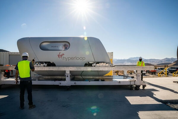 Govt of India to weigh commercial viability of hyperloop travel system in Country