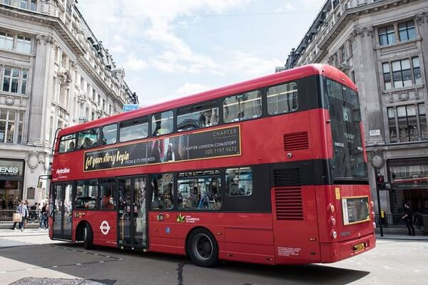 Siemens provides charging technology for zero-emission double decker buses in London