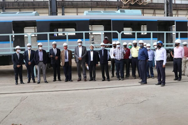 Titagarh Firema launches integrated Design Centre for Metro Rails in India