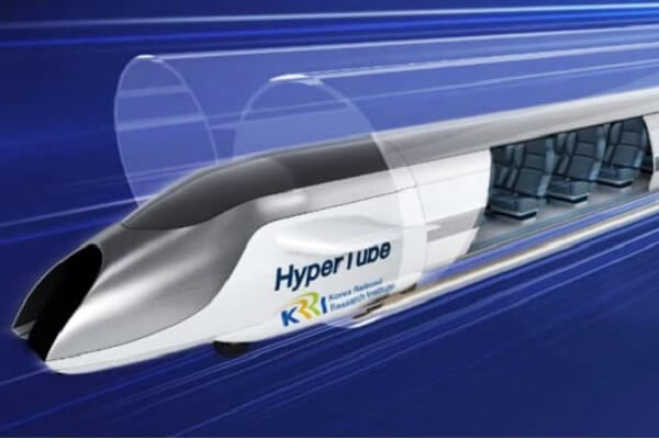 South Korea tests Hyperloop Train over 1000 kmph speed