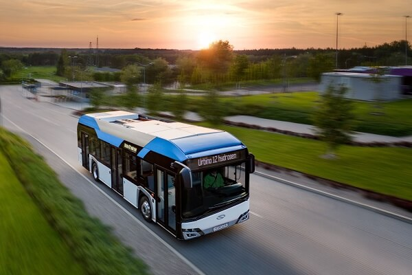 Arriva places order worth  6.4 million Euros for first Hydrogen bus in The Netherlands