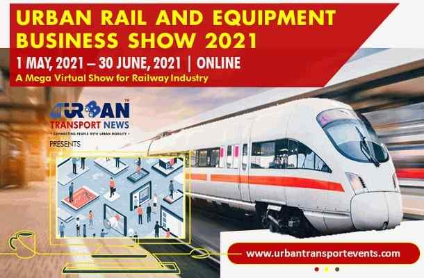 Urban Rail and Equipment Business 2021   Mega Virtual Show