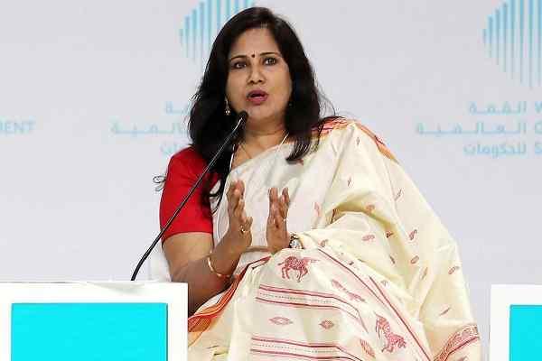 Karuna Gopal | Smart Cities Advisor-Foundation for Futuristic Cities, Hyderabad