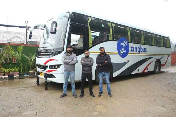 India's largest intercity startup Zingbus forays into the West India region