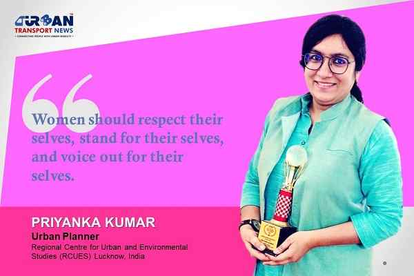 Exclusive Interview with Priyanka Kumar on International Women's Day