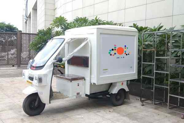 Role of Green Mobility in Last-Mile Delivery