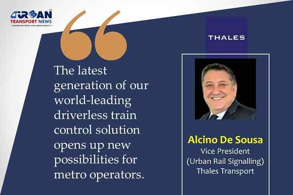 Thales launches eighth generation SelTrac digital signalling solution for metro rail