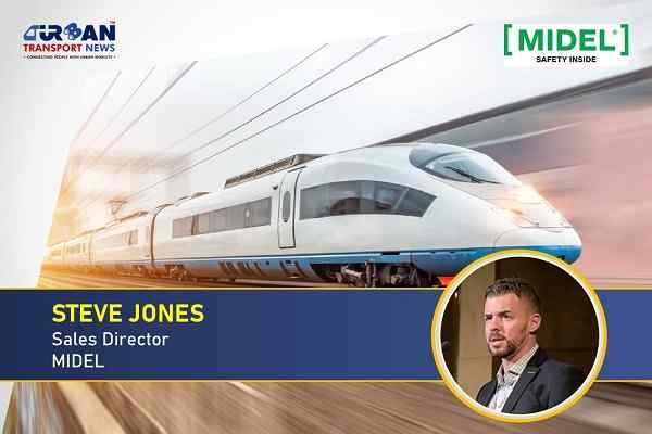 Safer, faster, greener trains with MIDEL: An exclusive talk with Steve Jones, Sales Director