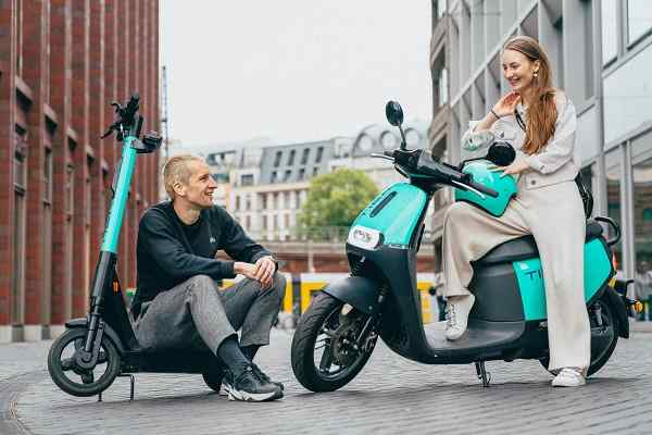 TIER Mobility raises US$60 million in Asset-Backed Financing from Goldman Sachs