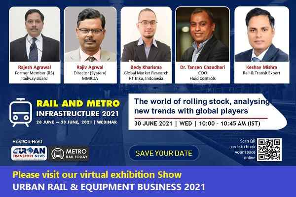 Panel Discussion: The world of rolling stock, analysing new trends with global players