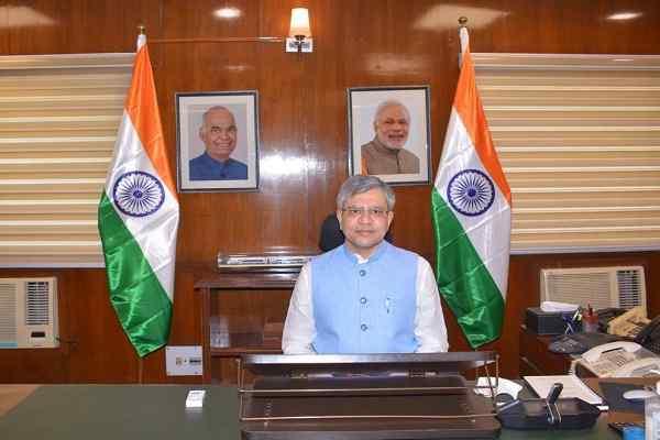 Ashwini Vaishnav takes charge of new Railway Minister of India