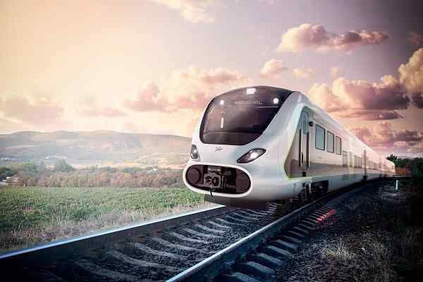 Repsol and Talgo sign agreement to develop a renewable hydrogen-powered train